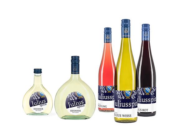 Neue Ausstattung der Juliusspital Gutsweine