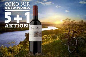 Weinwelt Aktionen Februar und März 2016