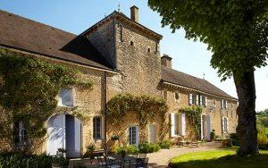 Château Demessey Burgund