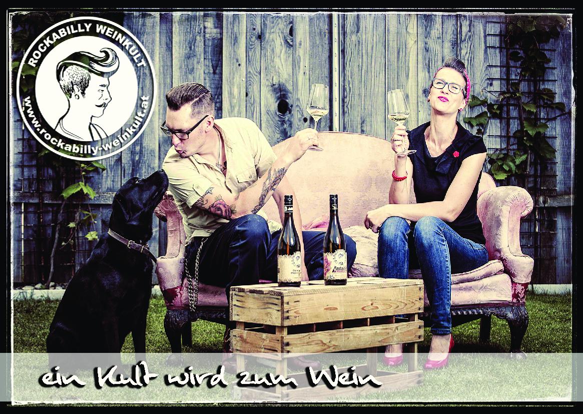 ein Kult wird zum Wein
